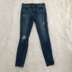 Articles of Society- Mid-rise skinny jean